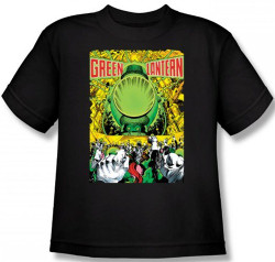 Image for Green Lantern #200 Cover Youth T-Shirt