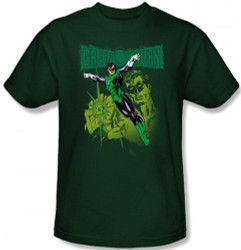 Image for Green Lantern #166 Cover T-Shirt