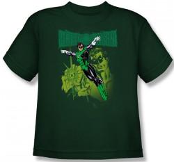 Image for Green Lantern #166 Cover Girls Shirt