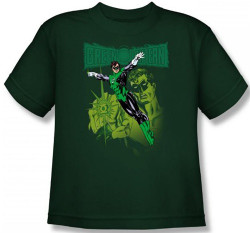Image for Green Lantern #166 Cover Youth T-Shirt