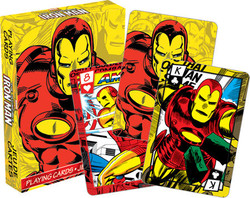 Image for Iron Man Playing Cards - Comics