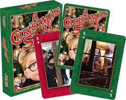 Image for A Christmas Story Playing Cards - A Classic