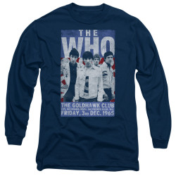 Image for The Who Long Sleeve T-Shirt - Hawk Poster