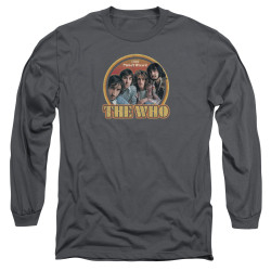 Image for The Who Long Sleeve T-Shirt - 1969 Pinball Wizard