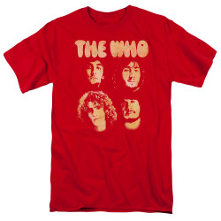 Image for The Who T-Shirt - Who Boys