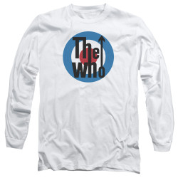 Image for The Who Long Sleeve T-Shirt - Logo