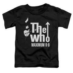 Image for The Who Toddler T-Shirt - Maximum R&B