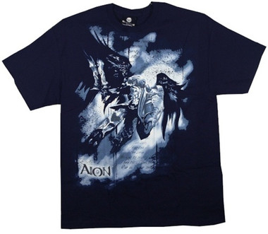 Image for Aion Warrior T-Shirt