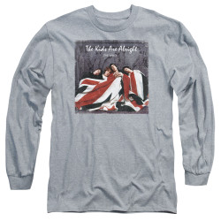 Image for The Who Long Sleeve T-Shirt - Kids Cover