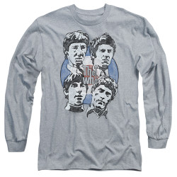 Image for The Who Long Sleeve T-Shirt - Who's Who
