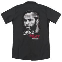 Image for Rocky Dickies Work Shirt - Dead Meat