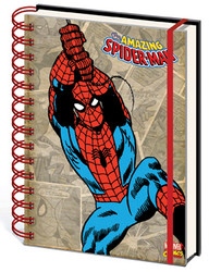 Image for Spider-Man Journal - Retro