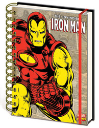 Image for Iron Man Journal - Retro