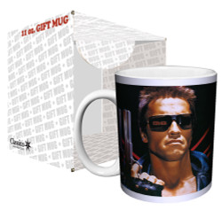 Image for The Terminator I'll Be Back Coffee Mug