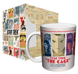 Image for Star Trek the Cage Coffee Mug