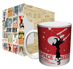 Image for Star Trek Space Seed Coffee Mug