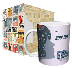 Image for Star Trek City on the Edge of Forever Coffee Mug