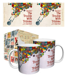 Image for Star Trek the Trouble With Tribbles Coffee Mug