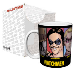 Image for The Watchmen Characters Coffee Mug