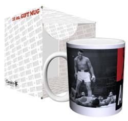 Image for Muhammad Ali Ali Vs Sonny Liston Coffee Mug