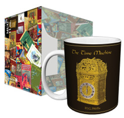 Image for Classic Book Cover the Time Machine Coffee Mug