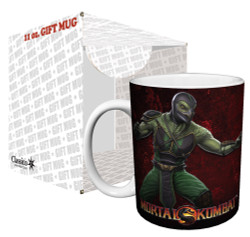 Image for Mortal Kombat Reptile Coffee Mug