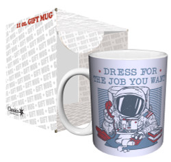 Image for Dress for the Job You Want Coffee Mug