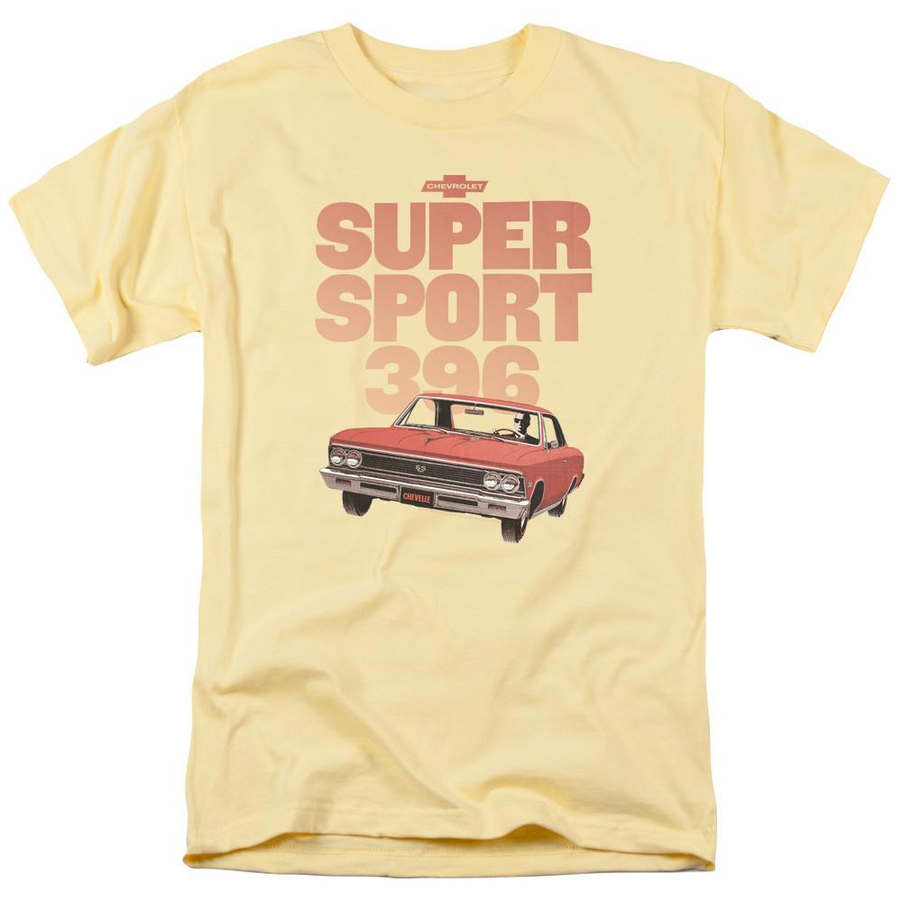 Chevy T Shirts >> Chevy T Shirt Super Sport 396