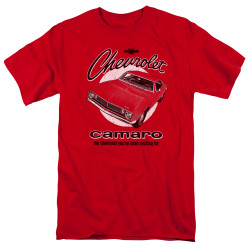 Image for Chevy T-Shirt - Retro Camaro