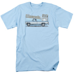 Image for Chevy T-Shirt - Old Silverado