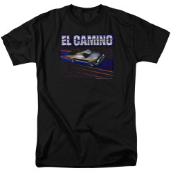 Image for Chevy T-Shirt - El Camino 85