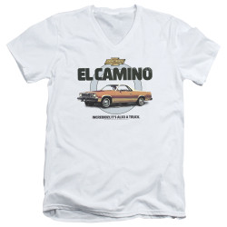 Image for Chevy V-Neck T-Shirt - Also a Truck