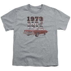 Image for Chevy Youth T-Shirt - Car of the Year