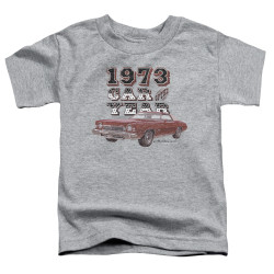 Image for Chevy Toddler T-Shirt - Car of the Year