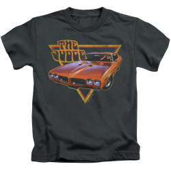 Image for Pontiac Kids T-Shirt - Judged