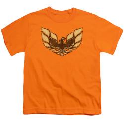 Image for Pontiac Youth T-Shirt - Ross 1975 Bird