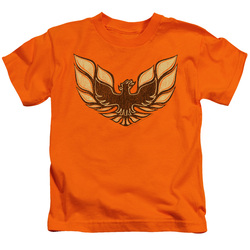 Image for Pontiac Kids T-Shirt - Ross 1975 Bird