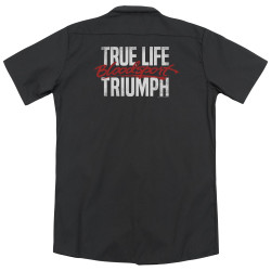Image for Bloodsport Dickies Work Shirt - True Story