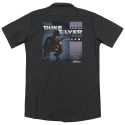 Image for Parks & Rec Dickies Work Shirt - Album Cover