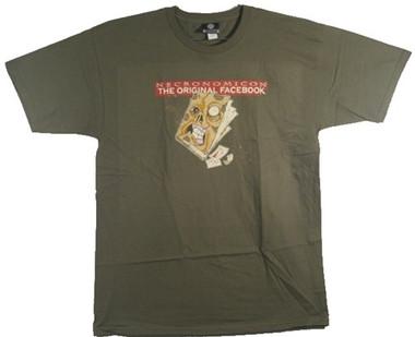 Image for Necronomicon The Original Facebook T-Shirt