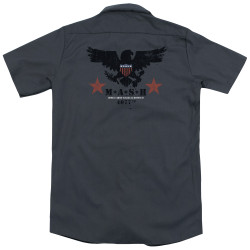 Image for Mash Dickies Work Shirt - Eagle