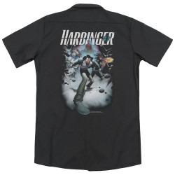 Image for Harbinger Dickies Work Shirt - 12