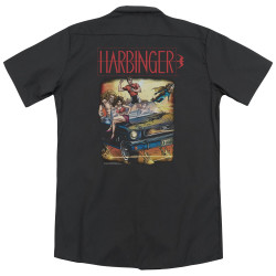 Image for Harbinger Dickies Work Shirt - Vintage Harbinger