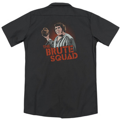 Image for Princess Bride Dickies Work Shirt - Brute Squad