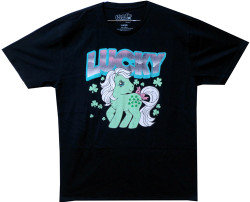 Image Closeup for My Little Pony Lucky T-Shirt