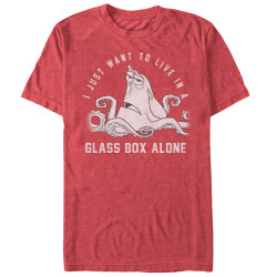 Image for Finding Dory Glass Box T-Shirt