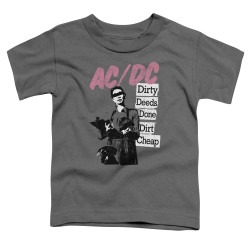 Image for AC/DC Toddler T-Shirt - Dirty Deeds