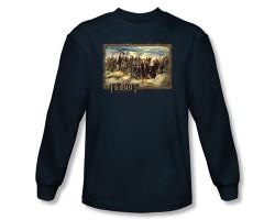 Image for The Hobbit Hobbit & Company long sleeve T-Shirt