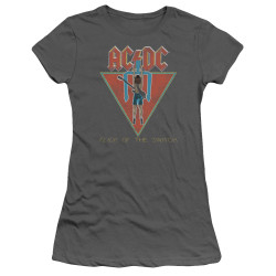Image for AC/DC Girls T-Shirt - Flick of the Switch