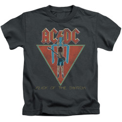 Image for AC/DC Kids T-Shirt - Flick of the Switch